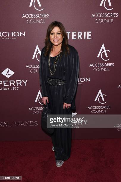 Rachael Ray attends as the Accessories Council Hosts The 23rd Annual ACE Awards on June 10, 2019 in New York City.