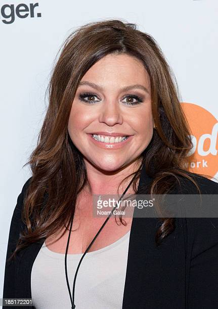 Rachael Ray attends Food Network's 20th birthday celebration at Pier 92 on October 17, 2013 in New York City.