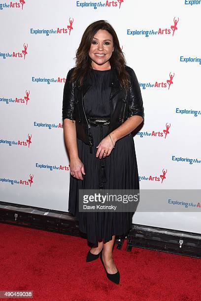Rachael Ray attends the 9th Annual Exploring The Arts Gala founded by Tony Bennett and his wife Susan Benedetto at Cipriani 42nd Street on September...