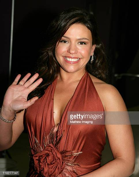Rachael Ray during 33rd Annual Daytime Emmy Awards Backstage and Audience at Kodak Theater in Hollywood California United States
