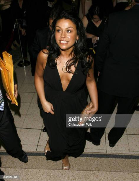 Rachael Ray during 34th Annual Daytime Emmy Awards Red Carpet at Kodak Theatre in Hollywood California United States