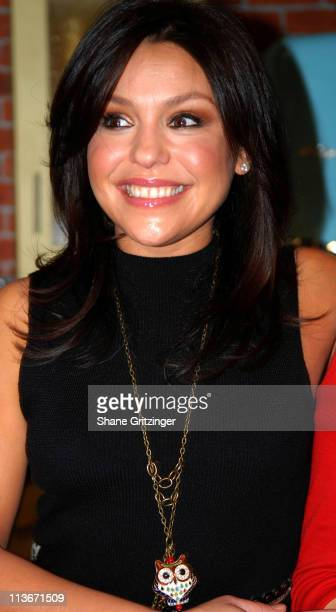 """Rachael Ray during Rachael Ray Meets """"Rachael Ray"""" at the Madame Tussauds Wax Museum in New York City - February 21, 2007 at Madame Tussauds in New..."""