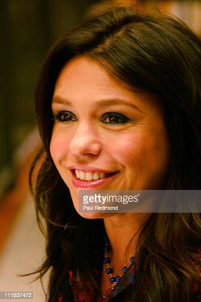 """Rachael Ray during Rachael Ray Signs """"2 6,8: Great Meals for Couples or Crowds"""" at Barnes & Noble in Los Angeles - December 9, 2006 at Barnes & Noble..."""