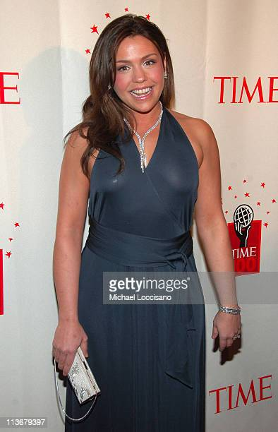 Rachael Ray during Time Magazine's 100 Most Influential People 2006 Inside Arrivals at Jazz at Lincoln Center in New York City New York United States