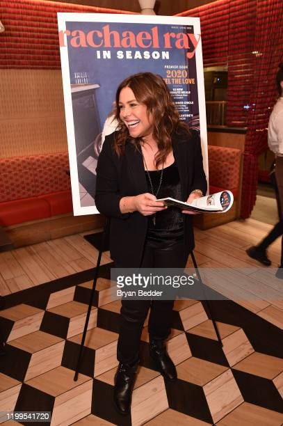 Rachael Ray, Meredith and guests celebrate Rachael Ray In Season on January 14, 2020 in New York City.