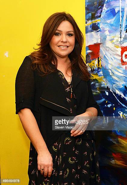 Rachael Ray visits FOX Friends at FOX Studios on November 3 2015 in New York City