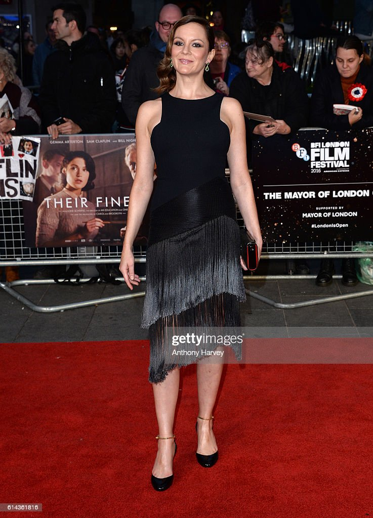 'Their Finest' - Mayor's Centrepiece Gala - 60th BFI London Film Festival