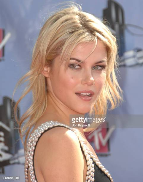 Rachael Taylor during 2007 MTV Movie Awards - Arrivals at Gibson Amphitheater in Los Angeles, California, United States.