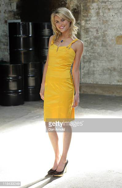 Rachael Taylor during 'Transformers' Sydney Press Conference at Carriageworks Eveleigh in Sydney NSW Australia