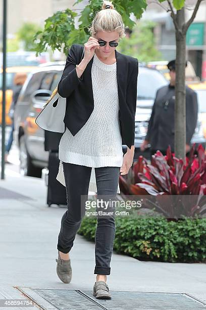 Rachael Taylor is seen on May 22 2012 in New York City