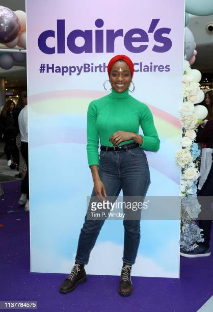 Rachel Adedeji attends Claire's birthday celebrations featuring some of their favourite celebrity parents and influencers taking part in lots of fun...