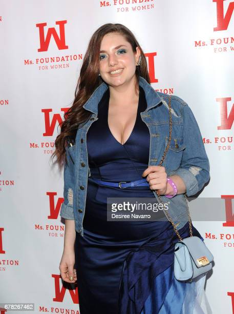 Rachel Ann Weiss attends Ms Foundation for Women 2017 Gloria Awards at Capitale on May 3 2017 in New York City
