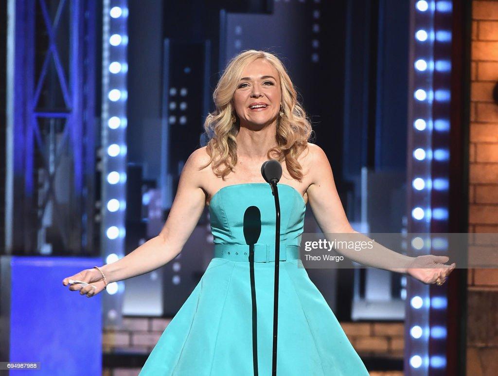 2017 Tony Awards - Show : News Photo