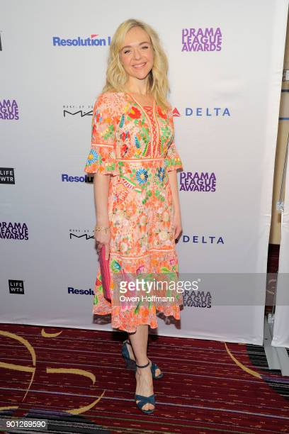 Rachel Bay Jones attends 83rd Annual Drama League Awards at Marriott Marquis on May 19 2017 in New York City