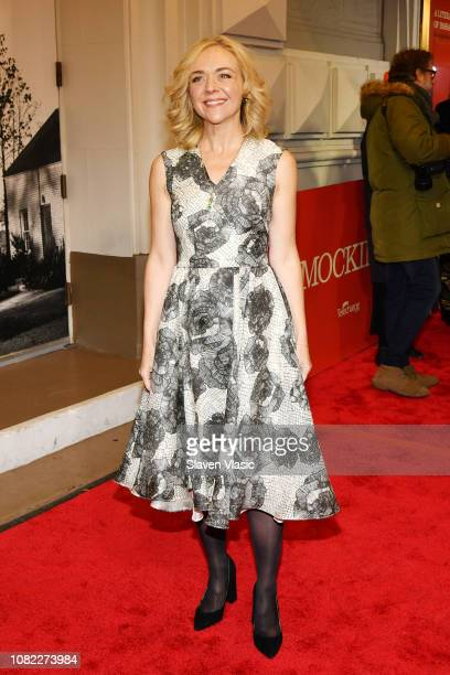 Rachel Bay Jones attends opening night of To Kill A Mocking Bird at the Shubert Theatre on December 13 2018 in New York City