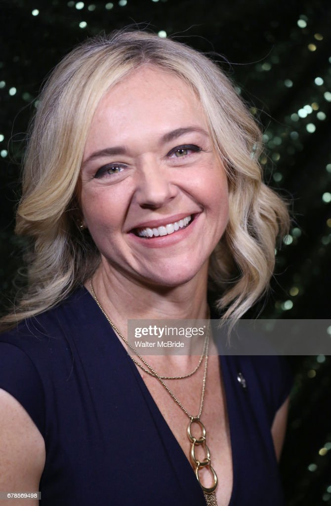 Rachel Bay Jones attends the 2017 Tony Awards Meet The Nominees Press Junket at the Sofitel Hotel on May 3, 2017 in New York City.