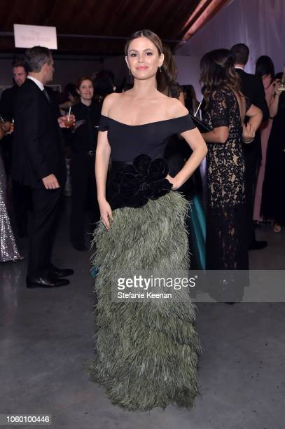 Rachel Bilson at the 2018 Baby2Baby Gala Presented by Paul Mitchell at 3LABS on November 10 2018 in Culver City California