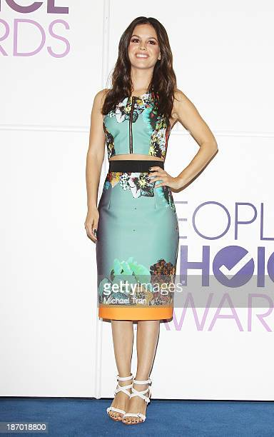 Rachel Bilson attends the 2014 People's Choice Awards nominations announcement held at The Paley Center for Media on November 5 2013 in Beverly Hills...