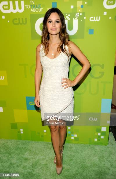 Rachel Bilson attends the CW Network's 2011 Upfront at Jazz at Lincoln Center on May 19 2011 in New York City