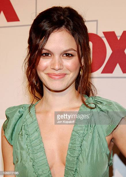 Rachel Bilson during 2004 Fox Fall Season Party at Central in West Hollywood California United States