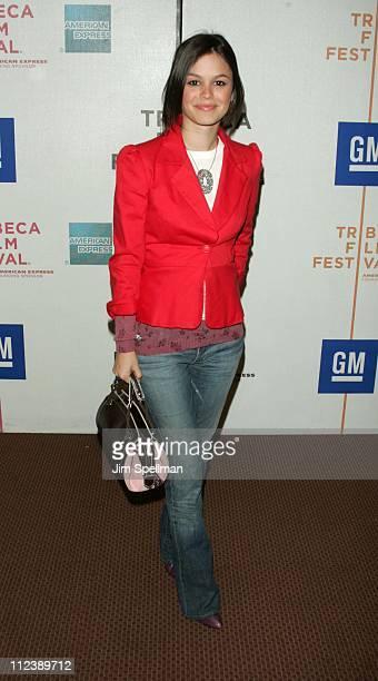 Rachel Bilson during 3rd Annual Tribeca Film Festival 'Stateside' Screening at Pace University in New York City New York United States
