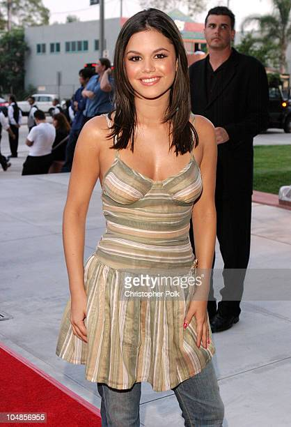 Rachel Bilson during FOX Broadcasting Company Introduces its 20032004 Prime Time Line Up at Astara West in West Hollywood California United States