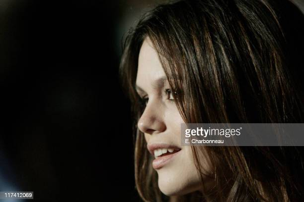"""Rachel Bilson during Los Angeles Premiere of DreamWorks """"The Last Kiss"""" at Director's Guild of America in Los Angeles, CA, United States."""