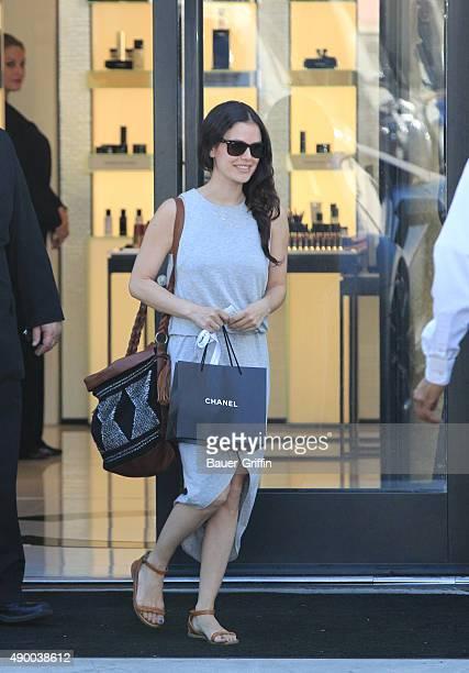 Rachel Bilson is seen on September 25 2015 in Los Angeles California