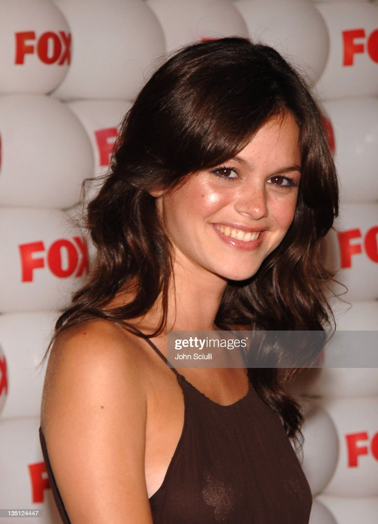 FOX Summer 2005 All-Star Party - Red Carpet : News Photo