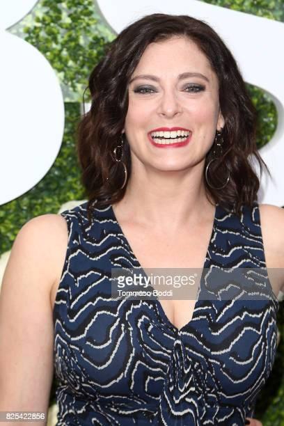 Rachel Bloom attends the 2017 Summer TCA Tour CBS Television Studios' Summer Soiree at CBS Studios Radford on August 1 2017 in Studio City California