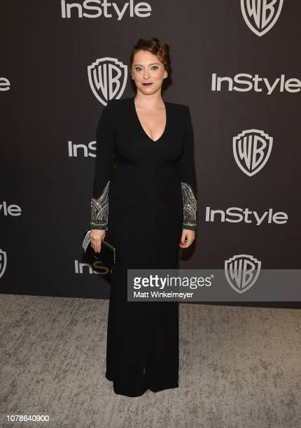 Rachel Bloom attends the 2019 InStyle and Warner Bros 76th Annual Golden Globe Awards PostParty at The Beverly Hilton Hotel on January 6 2019 in...