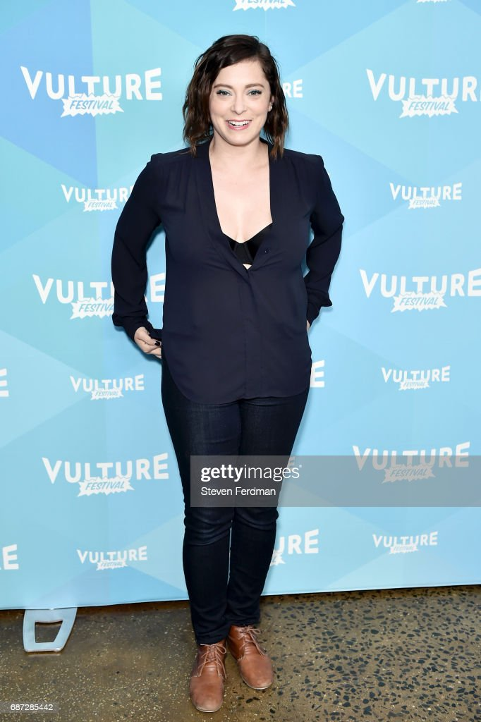 Rachel Bloom attends the Pop Culture Triva Game Show during Vulture Festival at Milk Studios on May 21, 2017 in New York City.