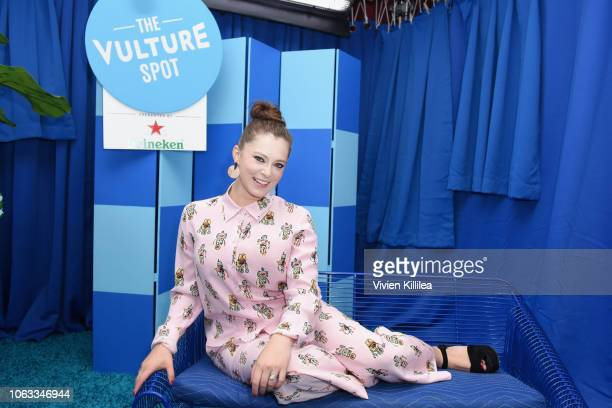 Rachel Bloom attends the Vulture Festival Presented By ATT at Hollywood Roosevelt Hotel on November 18 2018 in Hollywood California