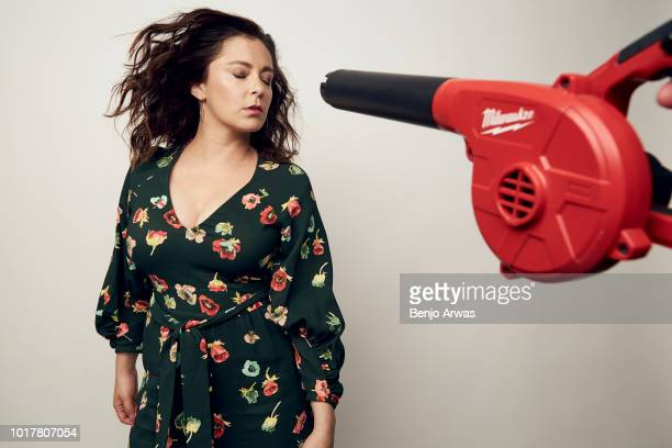 Rachel Bloom of CW's 'Crazy ExGirlfriend' poses for a portrait during the 2018 Summer Television Critics Association Press Tour at The Beverly Hilton...