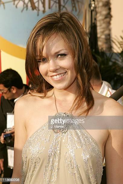 Rachel Boston during 2005 MTV Movie Awards - Arrivals at Shrine Auditorium in Los Angeles, California, United States.