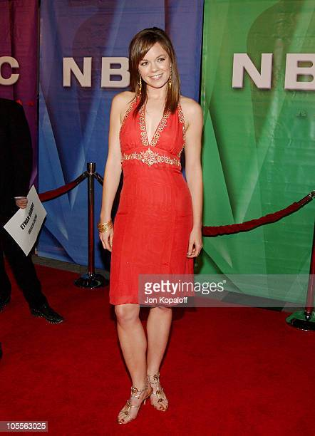 Rachel Boston during 2005 NBC Winter TCA All Star Party at Hard Rock Cafe in Universal City, California, United States.