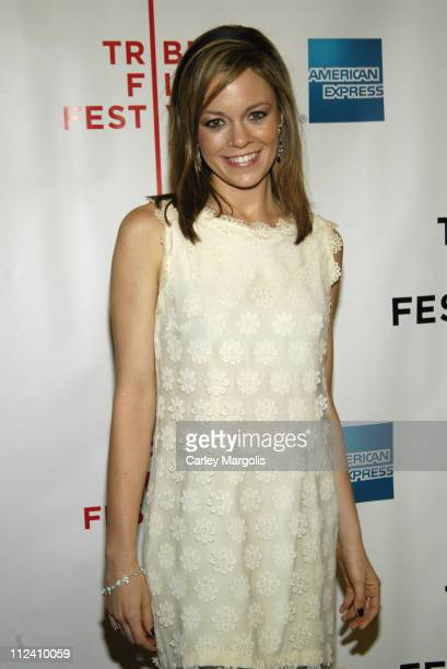 """Rachel Boston during 5th Annual Tribeca Film Festival - """"Fifty Pills"""" Premiere - Arrivals at Pace University's Schimmel Center for the Arts in New..."""