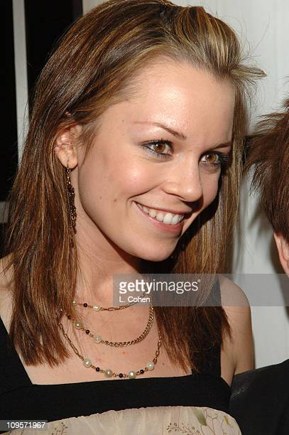 Rachel Boston during KROQ Almost Acoustic Christmas 2005 - Day 2 - Backstage at Gibson Amphitheater in Los Angeles, California, United States.