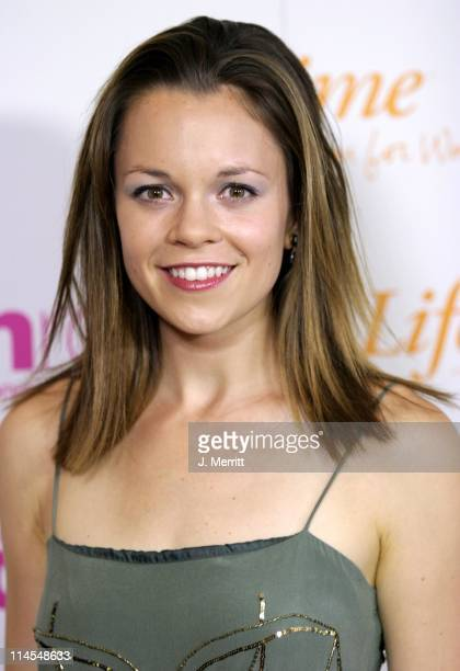 Rachel Boston during The 4th Annual Women Rock! Songs From The Movies at Kodak Theatre in Hollywood, California, United States.