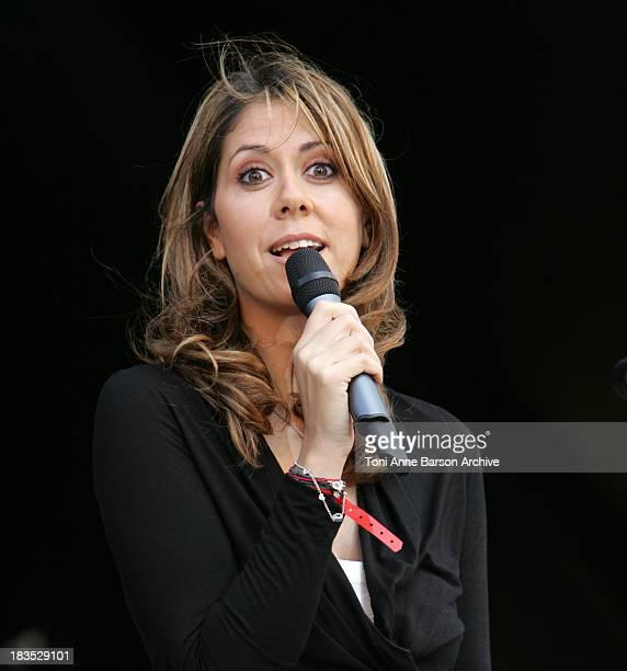 Rachel Bourlier during Concert pour le Don de Plaquettes to Benefit LauretteFugainorg a Concert Against Leucemia at City Hall in Paris France