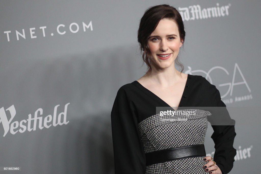 Rachel Brosnahan attends the 20th CDGA (Costume Designers Guild Awards) on February 20, 2018 in Beverly Hills, California.