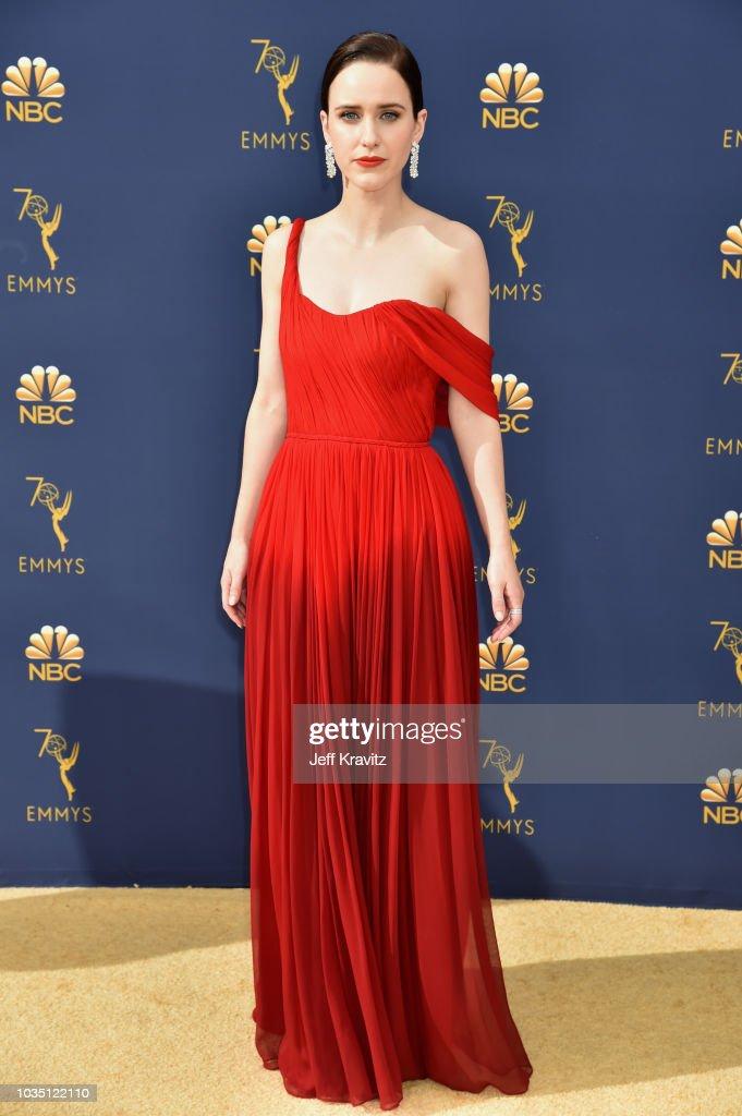 70th Emmy Awards - Arrivals : News Photo