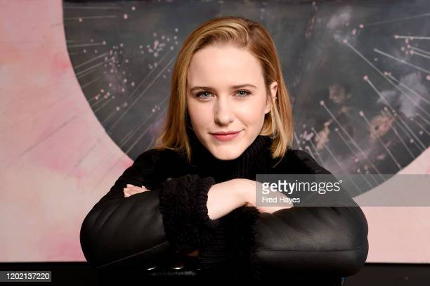Rachel Brosnahan attends the SAGindie Actors Only Brunch At Sundance Film Festival at Cafe Terigo on January 26, 2020 in Park City, Utah.