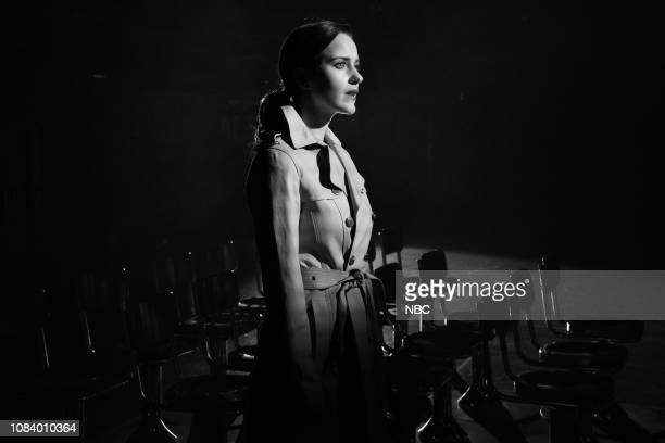LIVE Rachel Brosnahan Episode 1756 Pictured Host Rachel Brosnahan during Promos on Tuesday January 15 2019