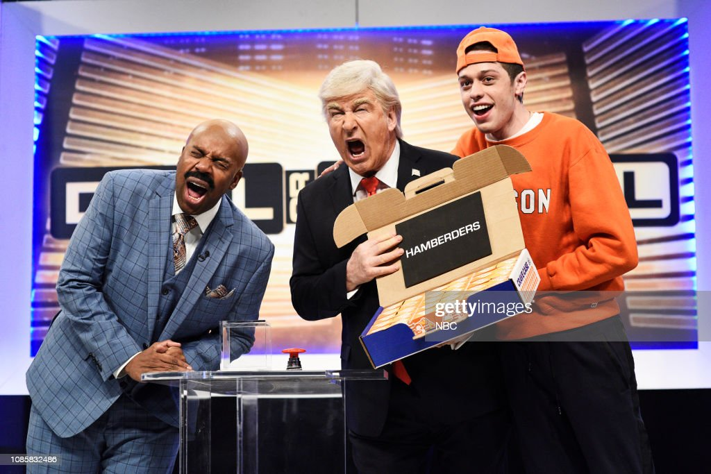 Saturday Night Live - Season 44 : News Photo