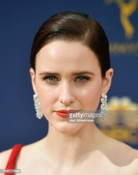 Rachel Brosnahanattends the 70th Emmy Awards at Microsoft Theater on September 17 2018 in Los Angeles California