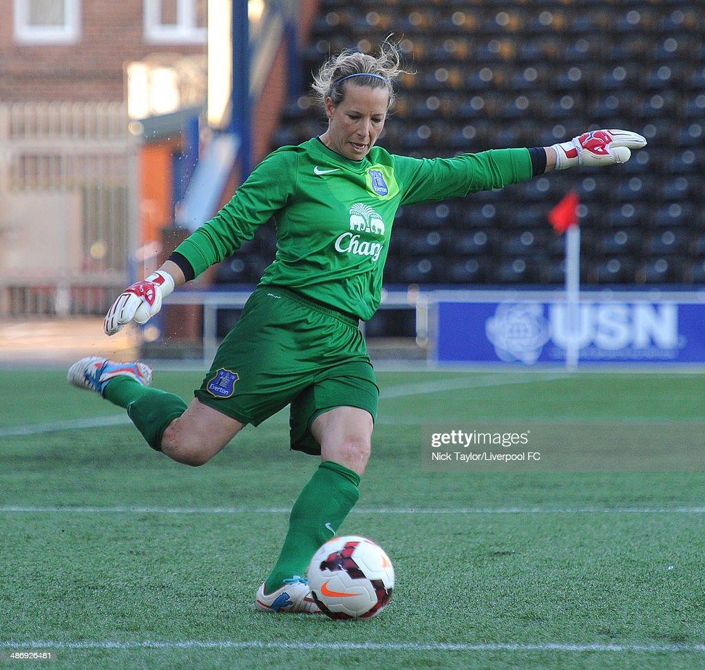 Liverpool Ladies v Everton Ladies - Women's FA Cup : News Photo