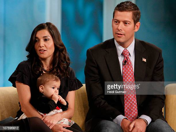 THE VIEW Rachel Campos and Sean Duffy appeared today on The View The View airs MondayFriday on the Walt Disney Television via Getty Images Television...