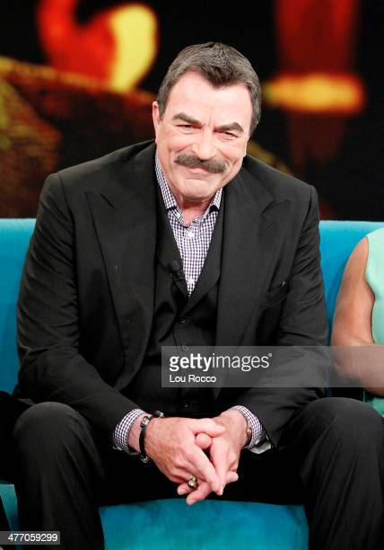 THE VIEW Rachel CamposDuffy guest cohosts Tom Selleck Omar Epps music from Thomas Rhett are guests today Thursday March 6 2014 on Walt Disney...
