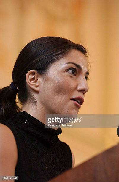 Rachel CamposDuffy guest speaker at the Independent Women's Forum and the former MTV cast member of the The Real World talks about her experiences on...